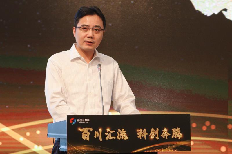 """王华杰:政府引导基金要在科技和金融间架起""""彩虹"""""""