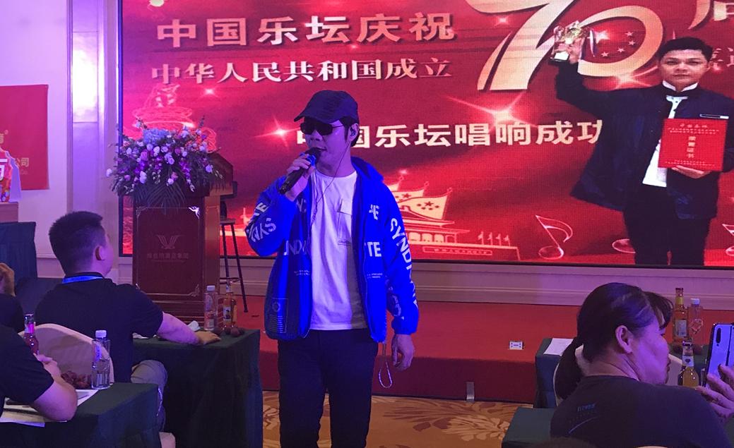 东莞流行音乐唱作人李沐霖:为抗疫英雄写歌,为东莞企业发声