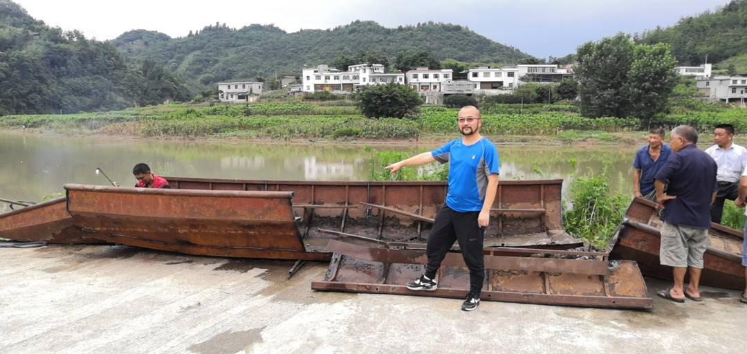 再见渔船!四川珙县16户渔民退捕上岸