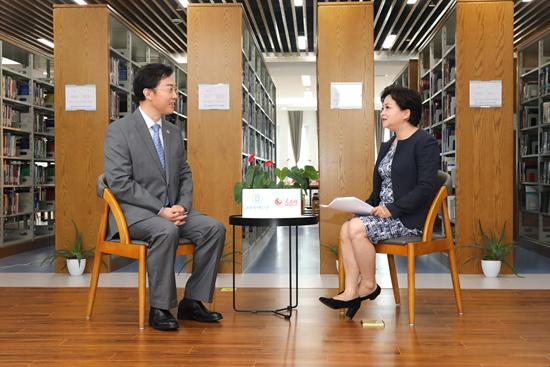 上海对外经贸大学校长汪荣明:让每一颗种子都绽放奇迹
