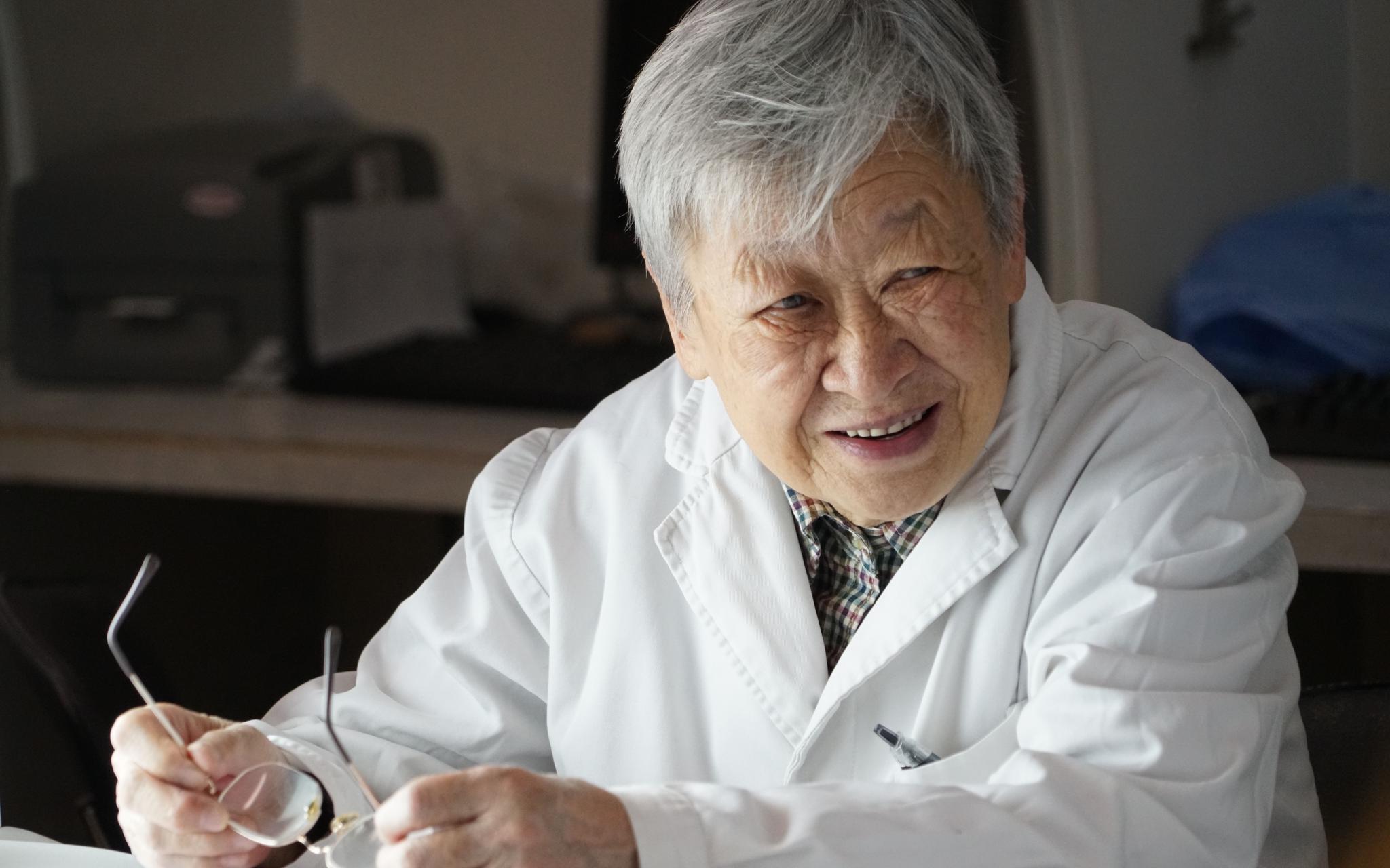 【杏悦】小儿泌尿外科创始人黄杏悦澄如图片