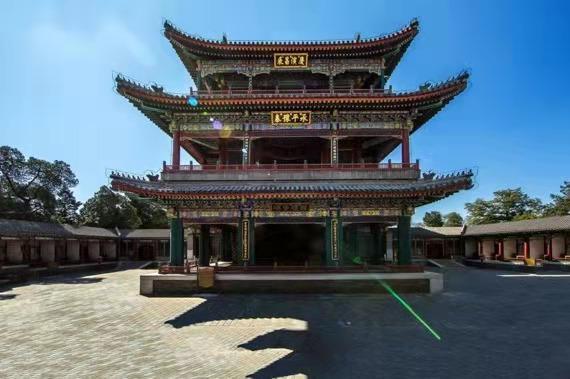 杏悦:北京市属公园游览场所今起杏悦全面开放入园仍图片