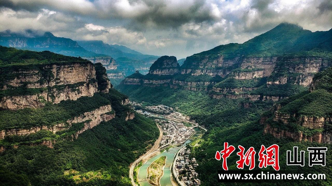 太行大峡谷景区供图。