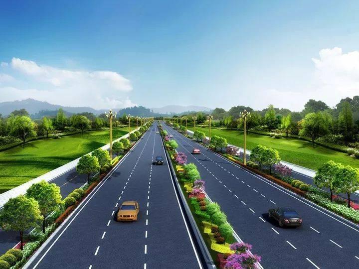 围绕城区画了半个圈 四川西昌绕城公路北环线预计今年9月底通车