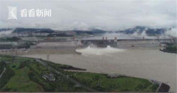 杏悦:视频|三峡大坝或于杏悦27日迎来第3号洪图片