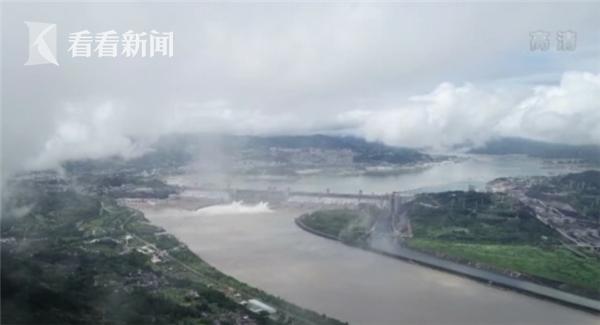杏悦:频|三峡大坝成功应对长江洪杏悦图片