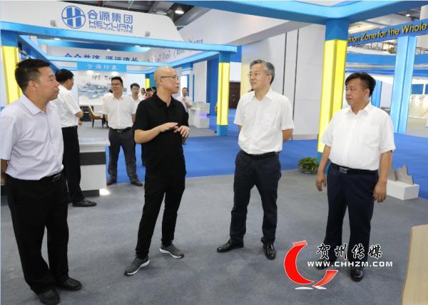 自治区副主席周红波到贺州调研时强调  全力解决发展难题 帮助企业做强做大