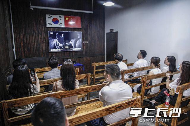 时隔三年,大韩民国临时政府(长沙)活动旧址纪念馆今日再次开馆。