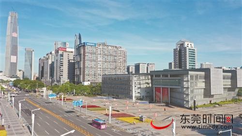 东莞空气质量排名全国第12位图片