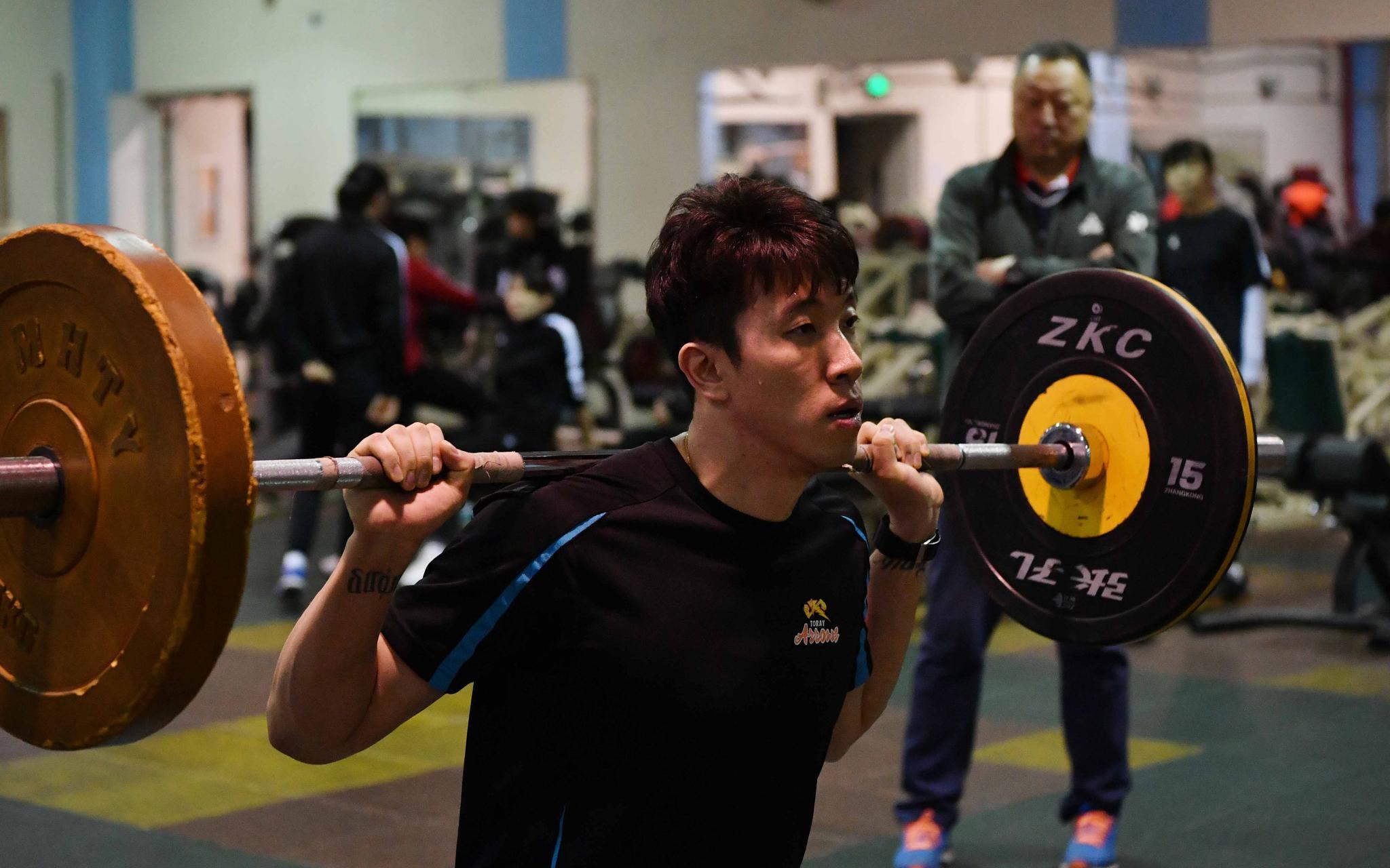 杏悦:京男排针对比赛调整训练预计杏悦8月1图片
