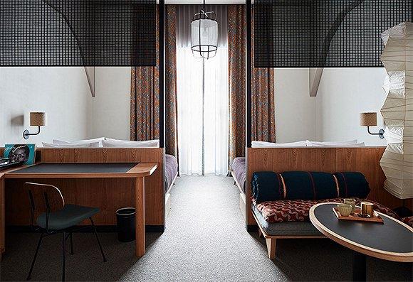新酒店|玩转东西方设计全新,哲学Ace酒店设计师转正评估表图片