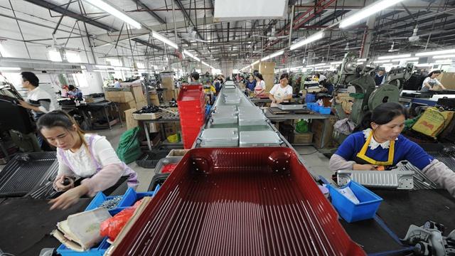 杏悦,定调发展劳动杏悦密集型产业县城将成农民进城图片