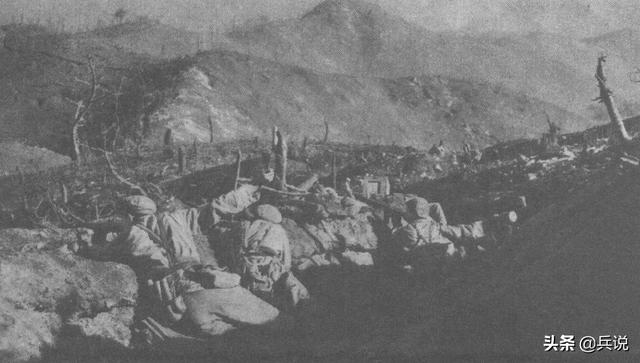 志愿军炮轰上甘岭侦察股长统计:美军运尸整整拉了30车