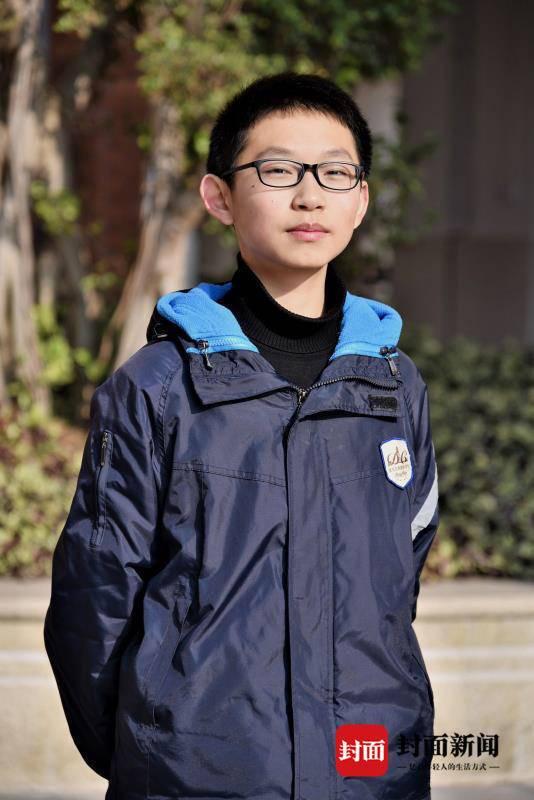 放榜夜|四川宜宾理科702分考生叶恒志:今年16岁高二曾被中科大少年班录取