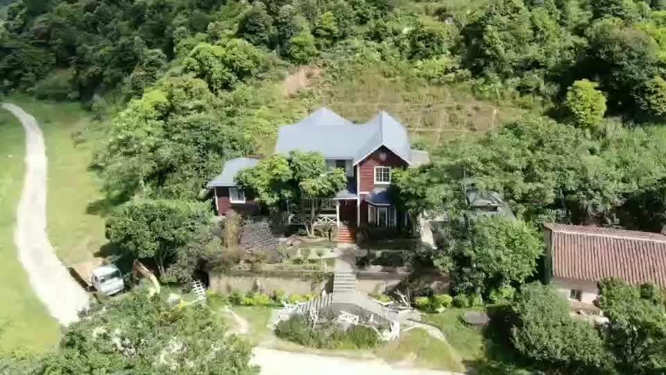 罗浮山保护区一8年违建别墅被强拆,曾经多次催告未能拆除