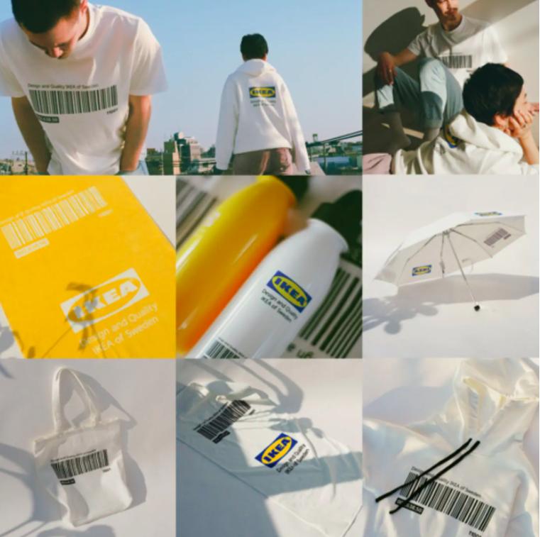 「杏悦」日本宜家将于7月底发杏悦布首个服装系列图片
