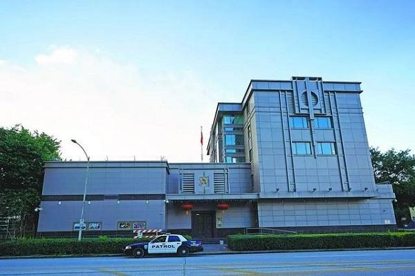 中国驻休斯敦总领事馆