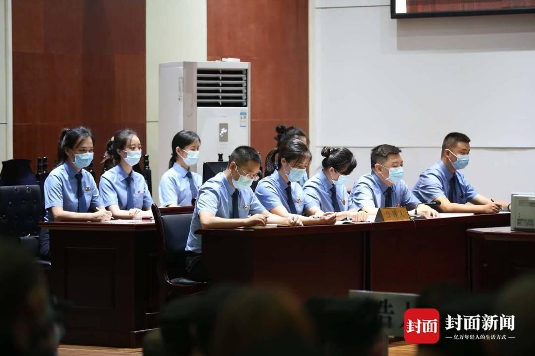 37人获刑、主犯被判25年 四川苍溪一黑社会团伙覆灭