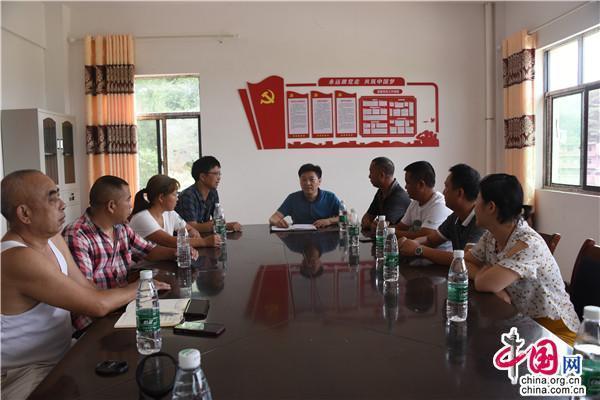 湖南新邵:两村同扶共发展 美丽乡村建设有成效