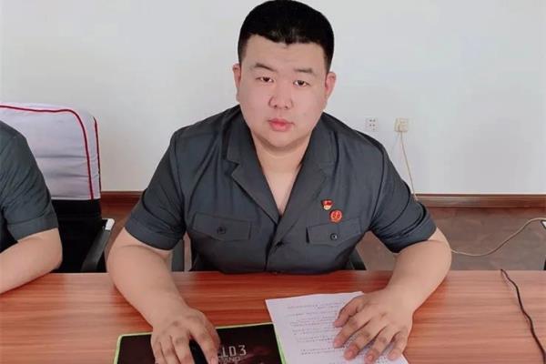黑龙江肇东法院执行党支部组织学习《中华人民共和国香港特别行政区维护国家安全法》
