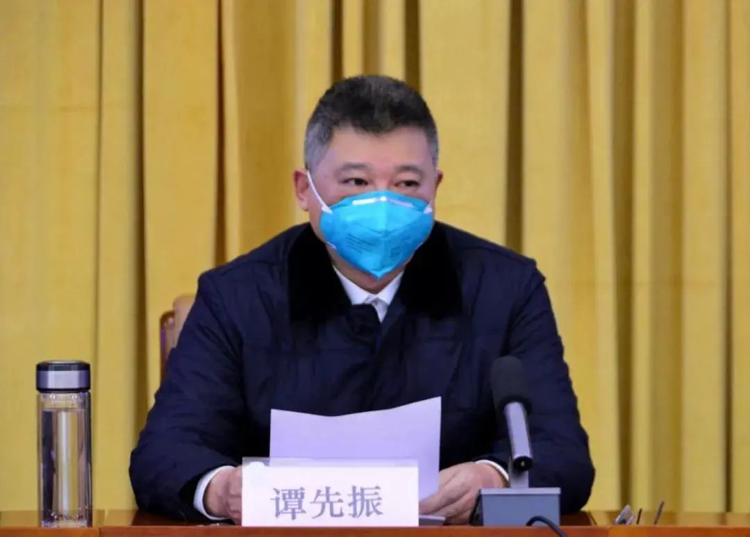 杏悦:湖北省司法厅厅长谭先振杏悦被免职图片