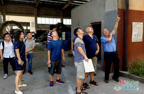 上海快3最新开奖:贵溪市磷化工基地挥发性有机化合物修复方案通过专家评审(图)