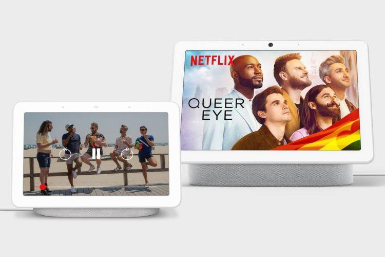 谷歌:Netflix流媒体支持Nest Hub和Nest Hub Max智能家居设备