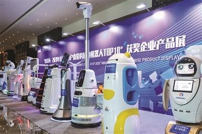 2020第六届国际服务机器人产业高峰论坛在宁召开