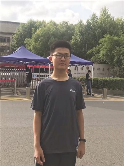 南京外国语学校 李宗泰 有规划、高效率、爱阅读