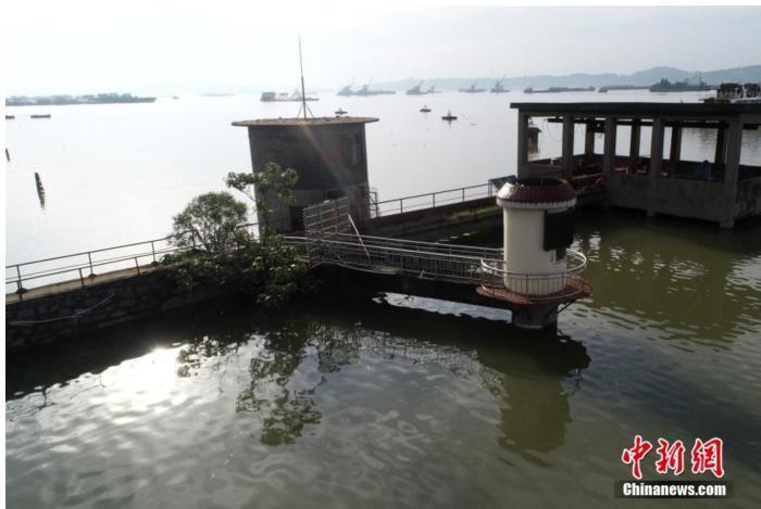 「杏悦」江西段和鄱阳湖水位高杏悦位缓退图片
