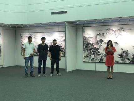 冯超 韩斌 韩宏宇中国画作品展25日在荣宝斋银丰美术馆开幕