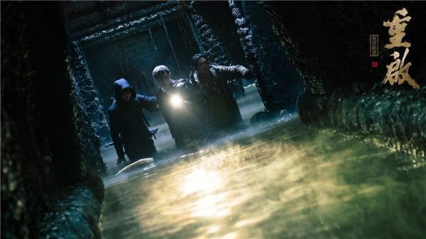 《重启之极海听雷》加更 朱一龙领衔铁三角大战皮俑