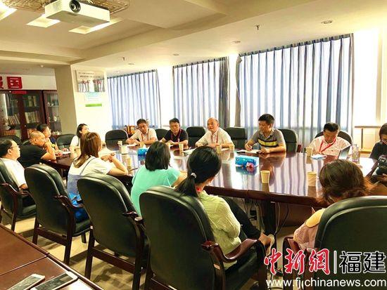 致公党福建省直二支部传达学习全国两会精神座谈交流活动在榕举行