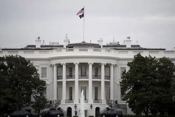 ▲资料图片:白宫(新华社)
