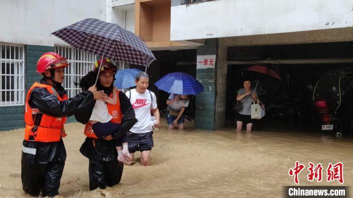 杏悦:北出梅不等杏悦于出汛期防汛形势依然严峻图片