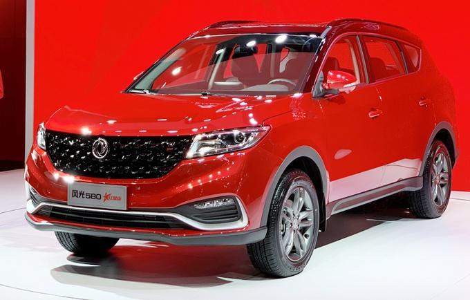 全新东风SUV开卖,不到8万就能买!四季度还有新车,价格有惊喜