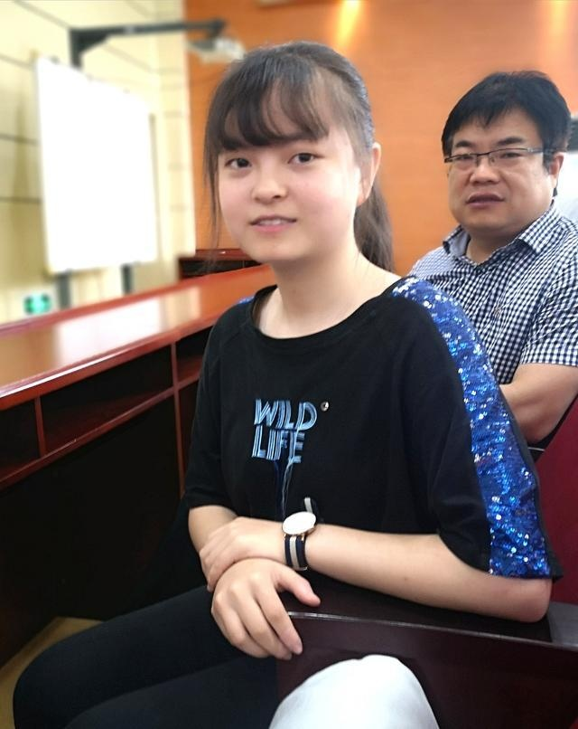 709分!漯河理科女校长 恢复在清华学医抗