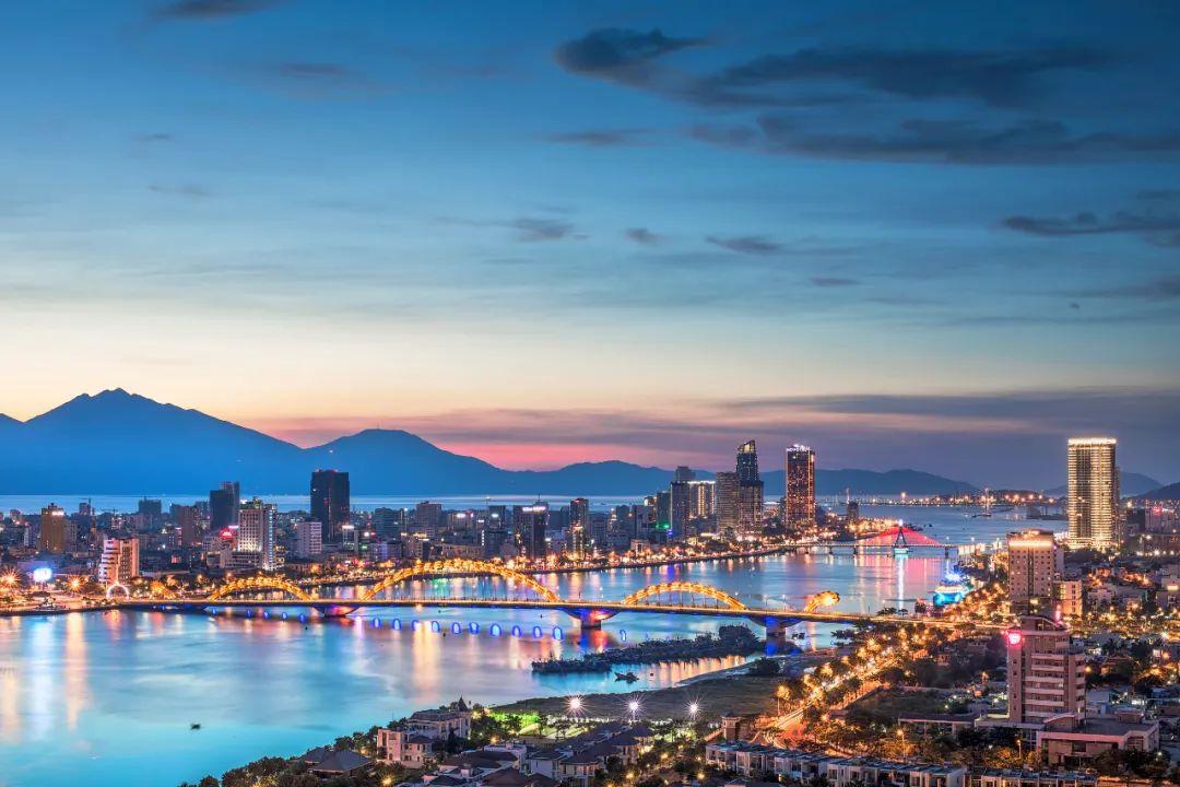 ▲资料图片:越南岘港城市风貌