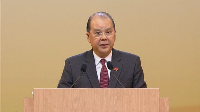 香港政务司司长:林郑月娥已请求中央协助加强香港新冠检测能力