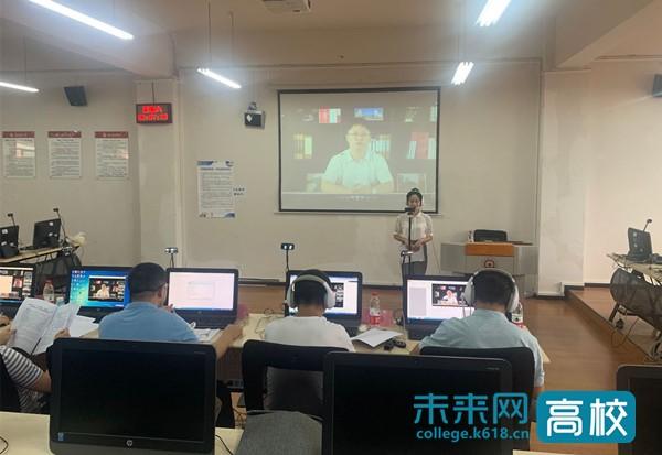 """贵州财经大学举行第六届""""互联网+""""大学生创新创业大赛校决赛"""