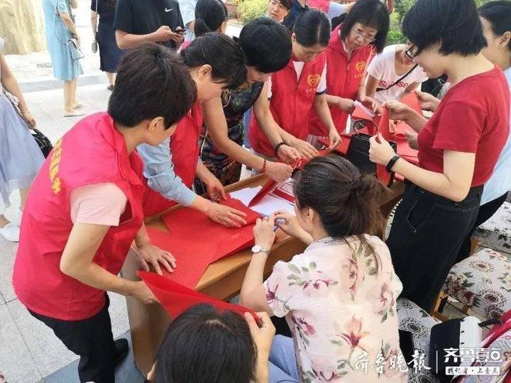 利津县残联举办残疾人文化周暨第十届残疾人健身周活动
