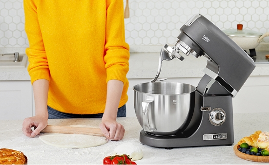 Beko倍科厨师机K2,烘焙小白必选的厨房小家电