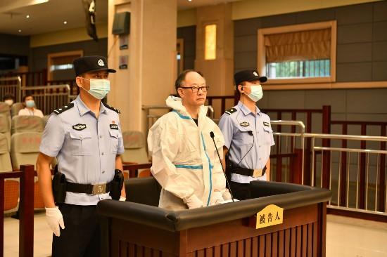 被控受贿600余万元 安徽中医药大学原校长王键受审