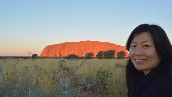 连恩·布隆佐在澳大利亚