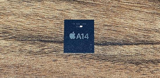 苹果A14芯片组件照片曝光