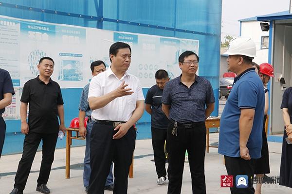 聊城冠县县委统战部 :开展安全生产专题民主监督活动