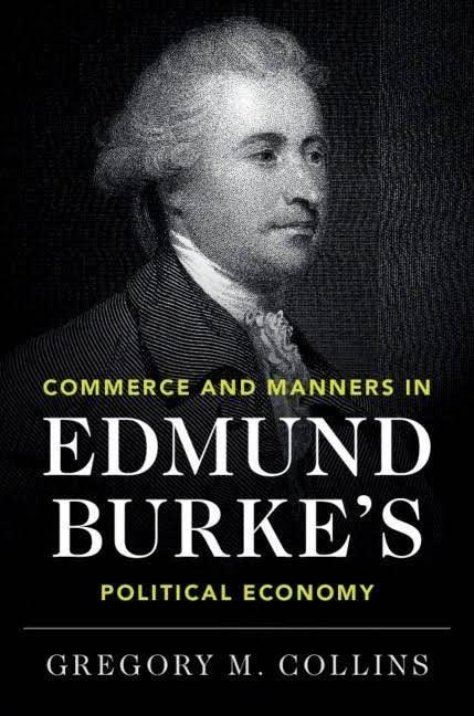 柏克政治经济学:保守主义之父的新面貌