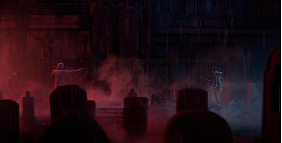 经典科幻《银翼杀手:黑莲花》官宣:将于2021年正式推出