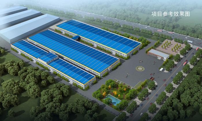 中富食品饮料包装基地及区域总部项目签约落户泾河新城