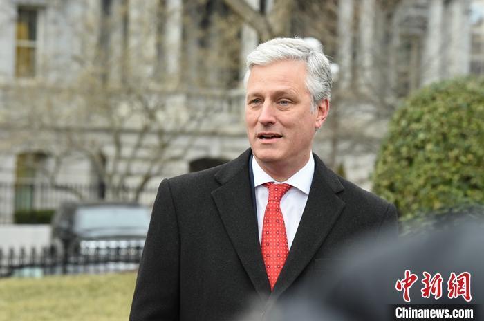 白宫:美总统国安助理确诊新冠后居家办公 感觉良好